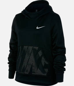 Girls' Nike Therma Training Pullover Hoodie
