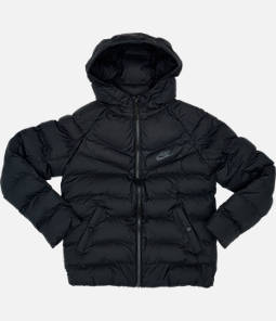 Boys' Nike Sportswear Down Insulated Jacket