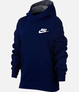 Boys' Nike Sportswear Club Pullover Hoodie
