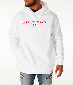 Men's Air Jordan 10 Jumpman Fleece Hoodie