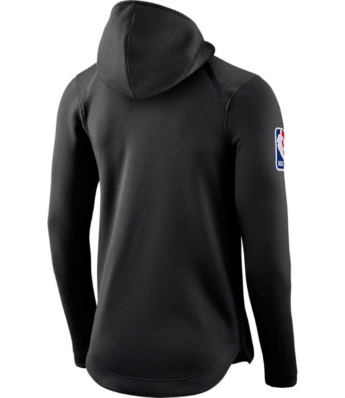 39f6d3dc9121 Product 3 view of Men s Nike Chicago Bulls NBA Showtime Therma Flex  Full-Zip Hoodie