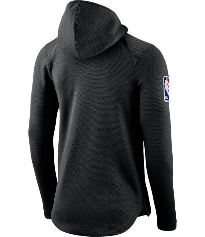 9503eafaafe Product 3 view of Men s Nike Chicago Bulls NBA Showtime Therma Flex Full-Zip  Hoodie