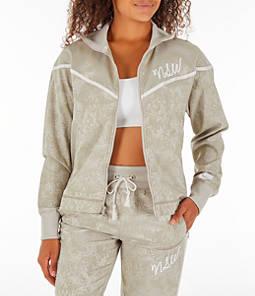 Women's Nike Sportswear Jacquard Track Jacket