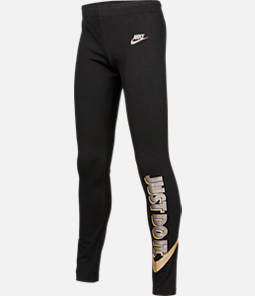 Girls' Nike Sportswear JDI Leggings