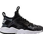 Boys' Grade School Nike Air Huarache Run Ultra SE Casual Shoes