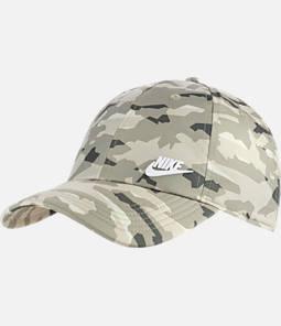 Unisex Nike Sportswear Heritage86 Metal Logo Adjustable Hat