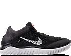 Women's Nike Free Rn Flyknit 2018 Running Shoes by Nike