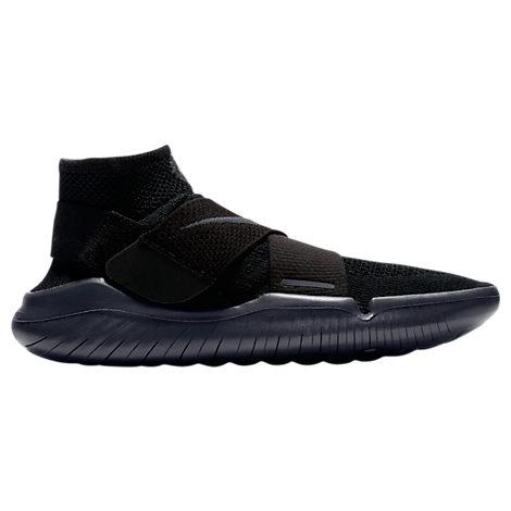 Se convierte en Debe Fracaso  Nike Men's Free Rn Motion Flyknit 2018 Running Sneakers From Finish Line In  Black | ModeSens