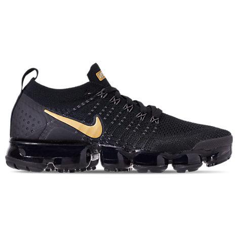NIKE Women'S Air Vapormax Flyknit 2 Running Shoes, Black