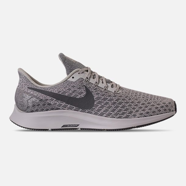 ce7077424db1 Right view of Men s Nike Air Zoom Pegasus 35 Running Shoes in  Phantom Gunsmoke