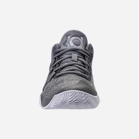 6b1f37820972 Front view of Boys  Big Kids  Nike KD Trey 5 V Basketball Shoes