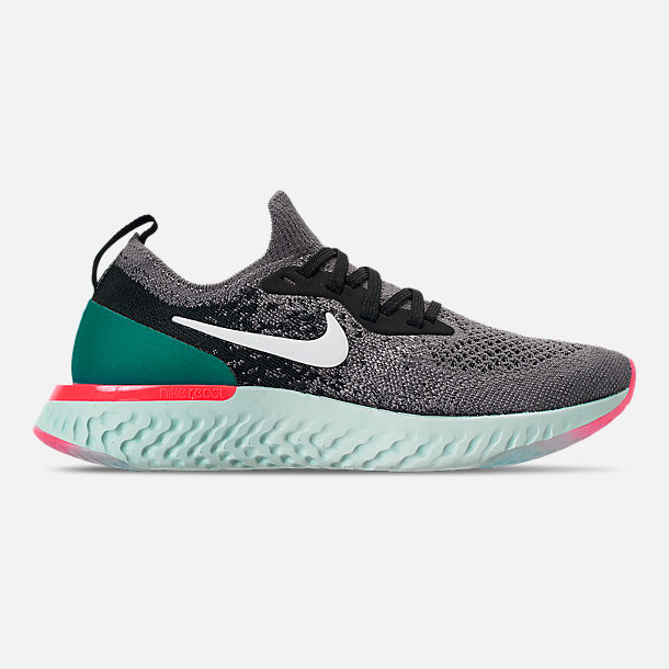 5361427dcce27 Right view of Big Kids  Nike Epic React Flyknit Running Shoes