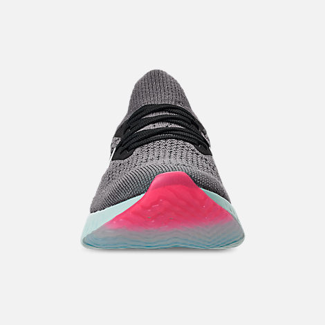 0f3ab24e07 Front view of Big Kids' Nike Epic React Flyknit Running Shoes