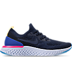 Kids' Grade School Nike Epic React Flyknit Running Shoes