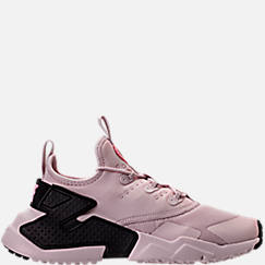 Girls' Grade School Nike Huarache Drift Casual Shoes