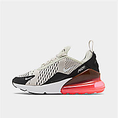 Big Kids' Nike Air Max 270 Casual Shoes