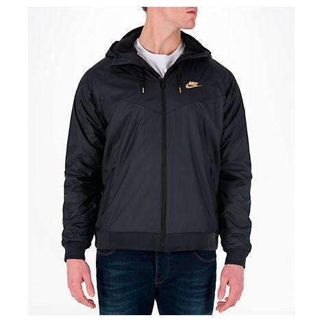 011425a367 mens nike sportswear reflective windrunner jacket
