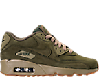 Boys' Grade School Nike Air Max 90 Winter Premium Casual Shoes