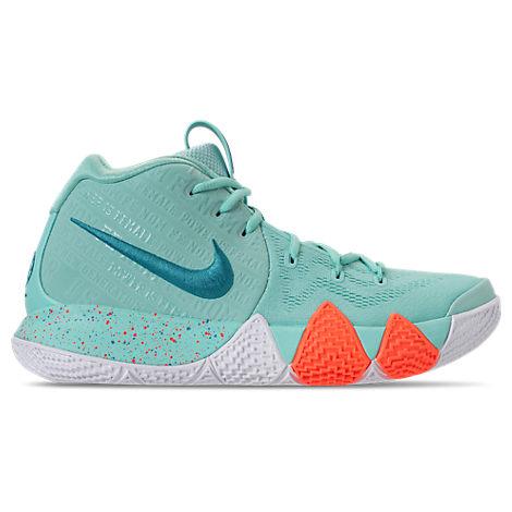 Nike Shoes MEN'S KYRIE 4 BASKETBALL SHOES, BLUE