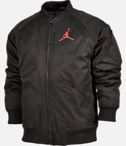 Kids' Jordan Wings MA-1 Full-Zip Jacket