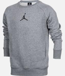 Boys' Air Jordan 23 Fleece Crew Sweatshirt