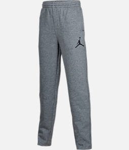 Boys' Air Jordan Fleece Pants Product Image