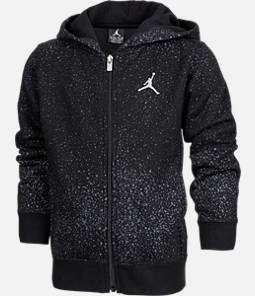 Boys' Jordan Flight Fleece Full-Zip Hoodie