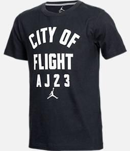 Boys' Air Jordan City Of Flight T-Shirt