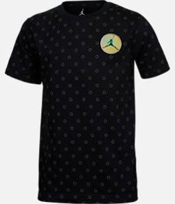 Boys' Jordan Allover Print Hologram T-Shirt