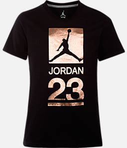 Boys' Air Jordan 23 Stack T-Shirt