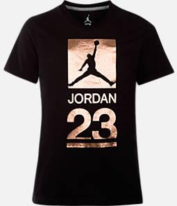 Boys' Air Jordan 23 Stack T-Shirt Product Image