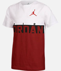 Boys' Air Jordan Open Lane T-Shirt