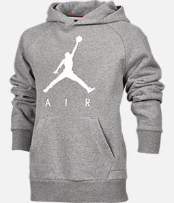 Kids' Air Jordan Jumpman Fleece Hoodie