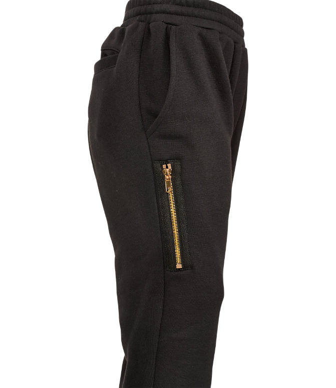 Product 3 view of Boys' Jordan Jumpman Bonded Pants in Black