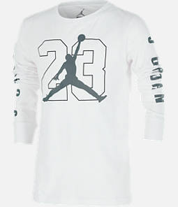 Boys' Jordan Jumpman Long Sleeve T-Shirt