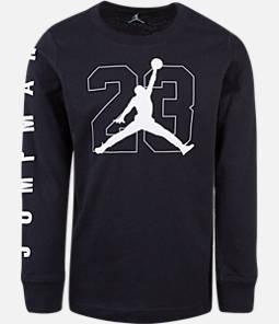 Boys' Jordan Jumpman Long Sleeve T-Shirt