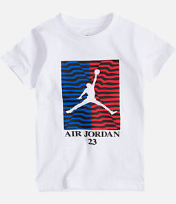 Boys' Air Jordan Retro 10 Waves T-Shirt