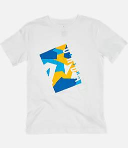 Boys' Jordan Pattern T-Shirt