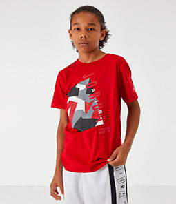 Boys' Jordan Pattern T-Shirt