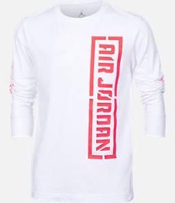 Boys' Jordan City of Flight Long Sleeve T-Shirt