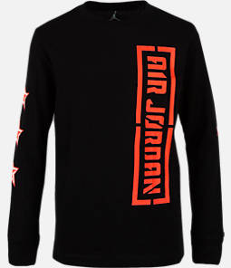 Boys' Jordan City of Flight Long Sleeve T-Shirt