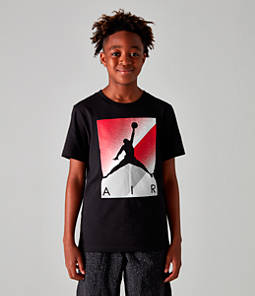 Boys' Jordan Box Spray T-Shirt