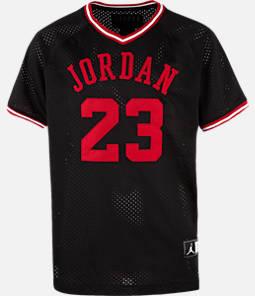604d4a2fdd6a Boys  Jordan 23 Jersey T-Shirt