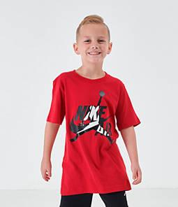 Boys' Jordan Mashup Jumpman Classics Graphic T-Shirt