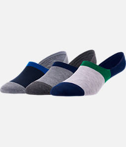 Men's Finish Line 3-Pack Footie Socks