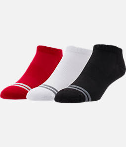 Men's Finish Line 3-Pack No-Show Socks
