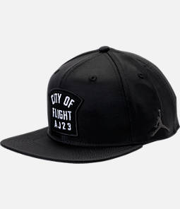 Men's Jordan City of Flight Snapback Hat