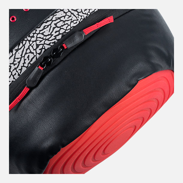 Alternate view of Air Jordan Retro 3 Backpack in Black