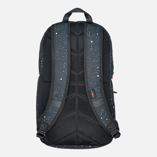 Back view of Air Jordan Splatter Backpack