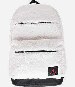 Kids' Air Jordan Sherpa Backpack
